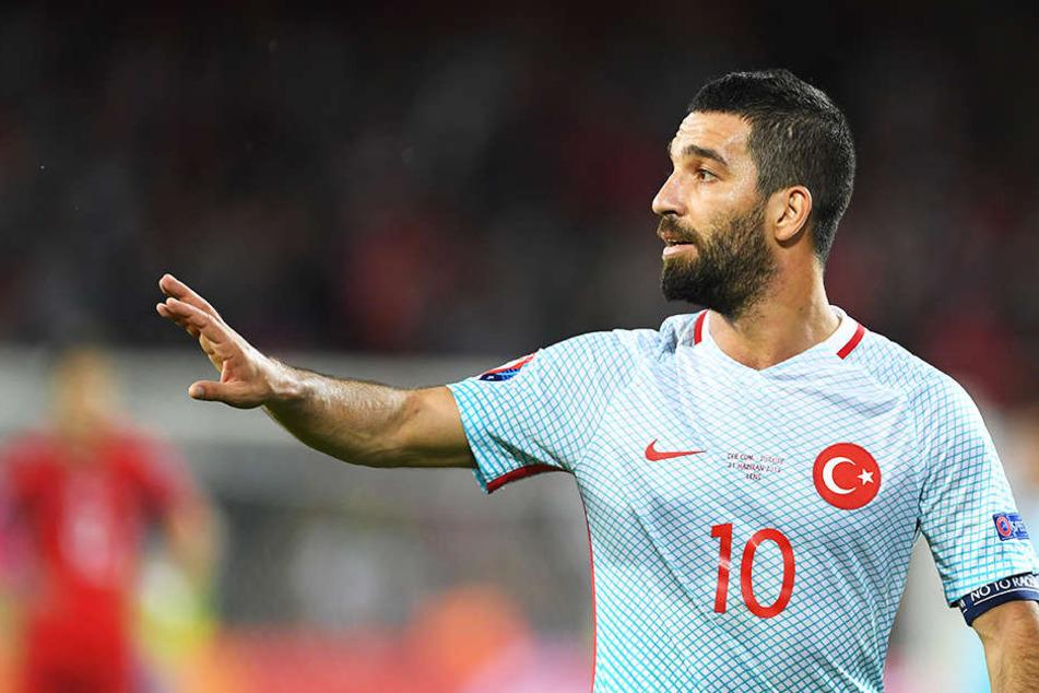 Dem türkischen Fußballstar Arda Turan drohen mehr als zwölf Jahre Haft!
