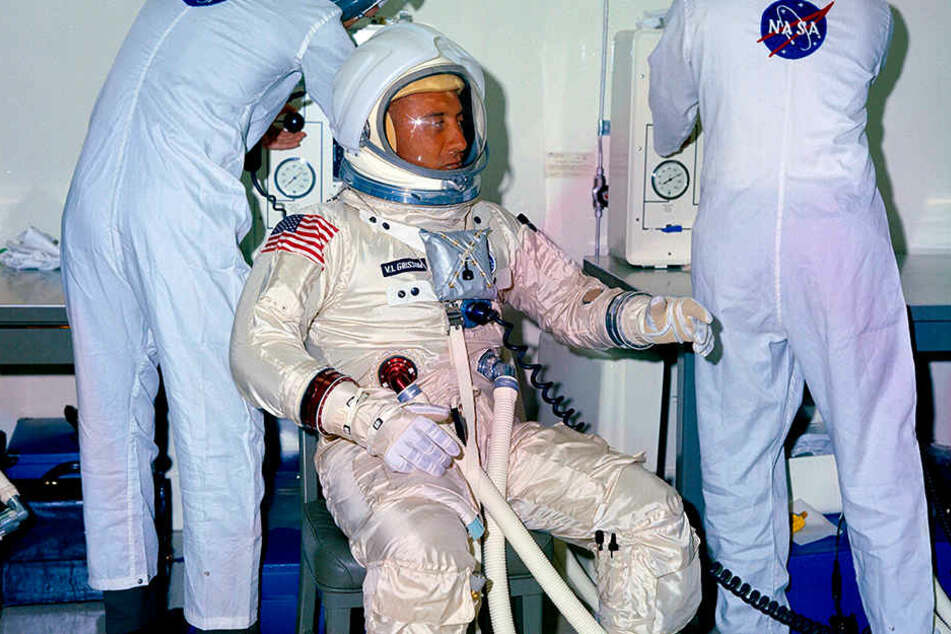 Virgil Grissom hatte Chancen, als erster Mensch den Mond zu betreten. Doch es kam anders.