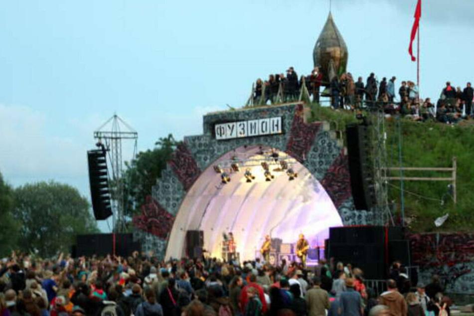 Das Fusion-Festival kann stattfinden.