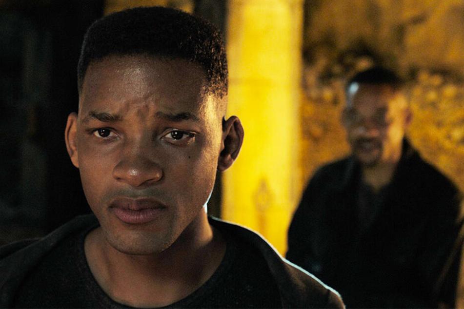 """Will Smith spielt in """"Gemini Man"""" die doppelte Hauptrolle."""