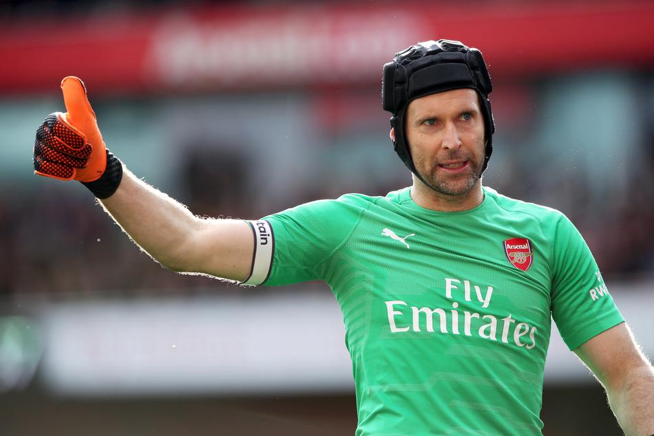 Torwart Petr Cech.