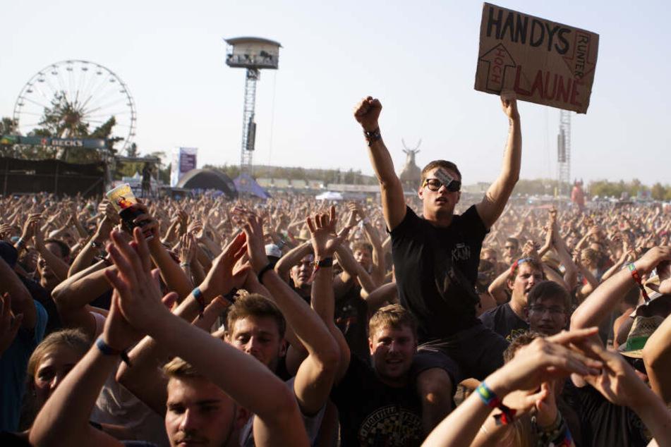 """Semmel Concerts hat neue Infos zum """"Highfield"""" herausgegeben."""