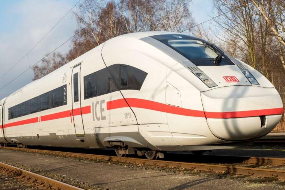 Fernzüge halten im Moment nicht in Bielefeld. (Symbolbild)