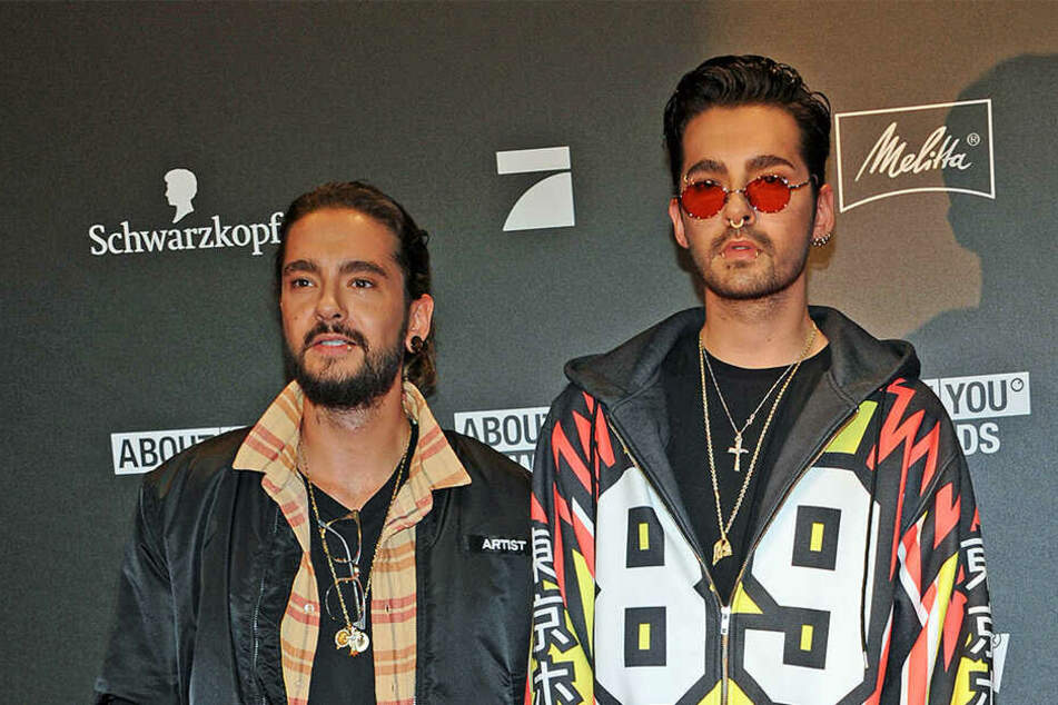 Tom (l.) und Bill sind eineiige Zwillinge.