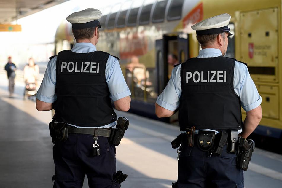 Die Bundespolizei schnappte einen 27-Jährigen am Hauptbahnhof Dessau gleich zweimal - und beide Male hagelte es Anzeigen (Symbolbild).