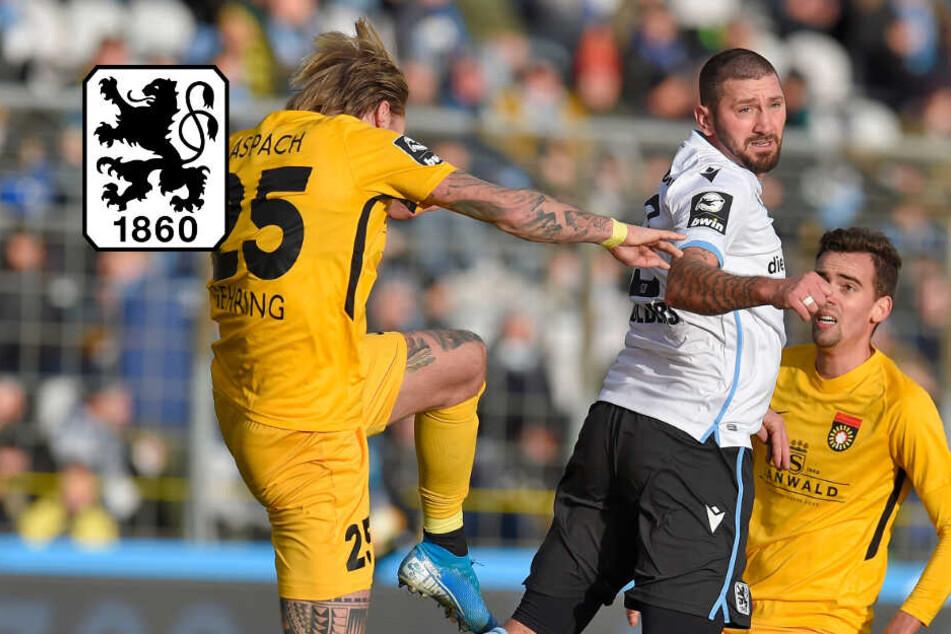 Bitter! TSV 1860 München holt trotz Überzahl nur Remis gegen Großaspach