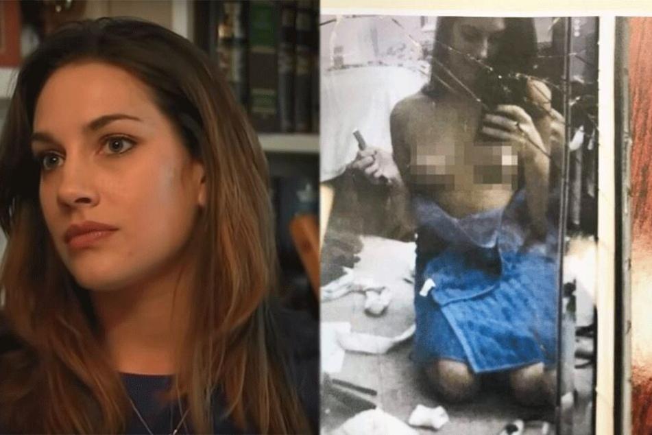 Lehrerin gefeuert, nachdem Nackt-Selfie in Klasse die Runde machte, doch sie schlägt heftig zurück