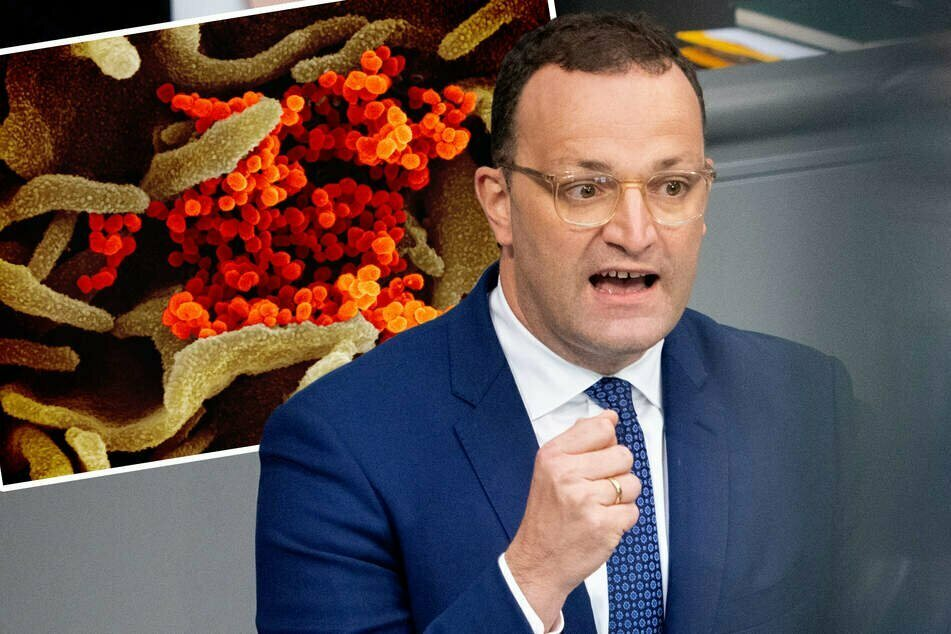 """Bundesgesundheitsminister Jens Spahn (41, CDU) und die Mehrheit des Bundestages sind sich einig: Die """"epidemische Lage von nationaler Tragweite"""" wird verlängert."""