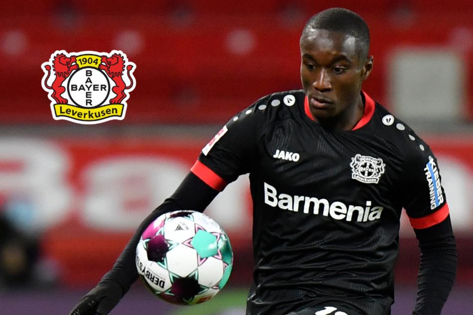 Bayer 04 Leverkusen im Corona-Pech: Moussa Diaby in Quarantäne