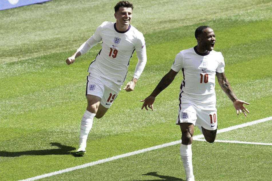 Raheem Sterling bringt Wembley zum Kochen: England startet gegen Kroatien perfekt in die EM!