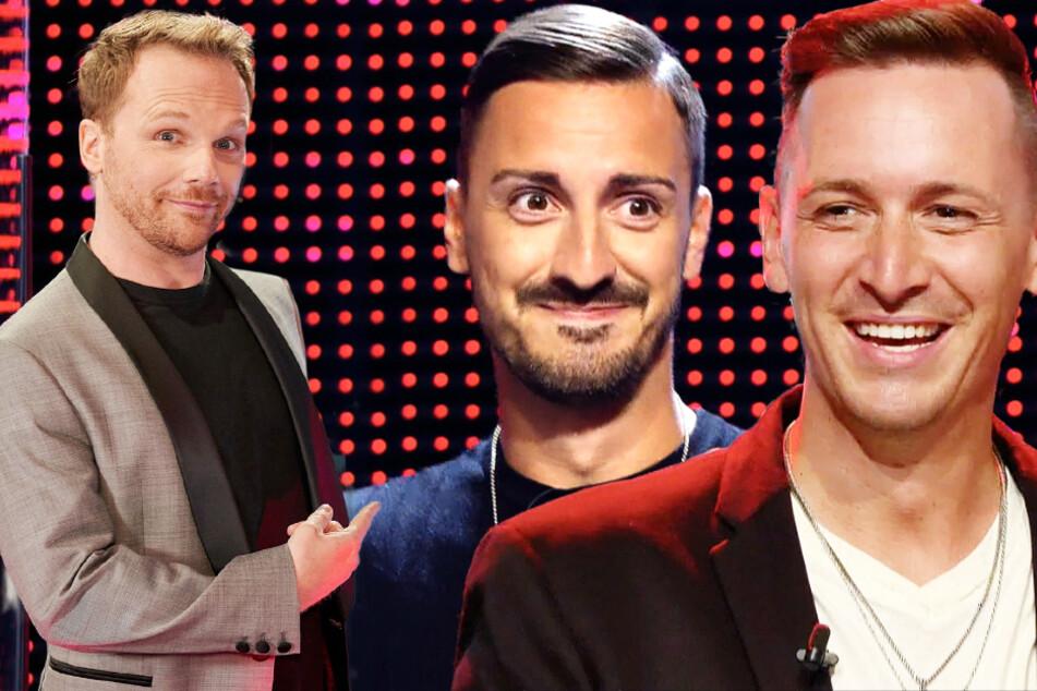 """""""Take Me Out"""": Chris und Matthias aus Leipzig knallen im Gay-Special auf den Buzzer"""