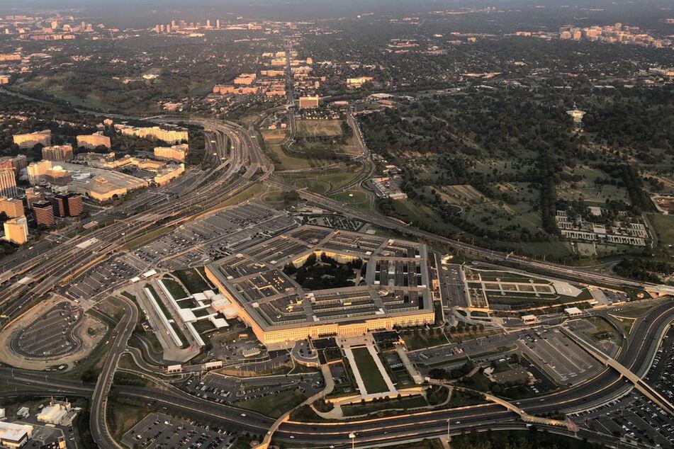 Das Pentagon, Hauptsitz des US-Verteidigungsministeriums.