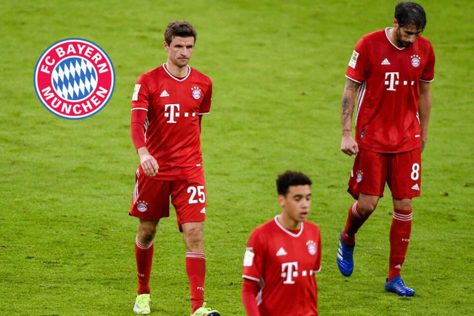 """FC Bayern hadert nach Remis mit """"billigem Gegentor"""" - Bremen mit kuriosem Rekord"""