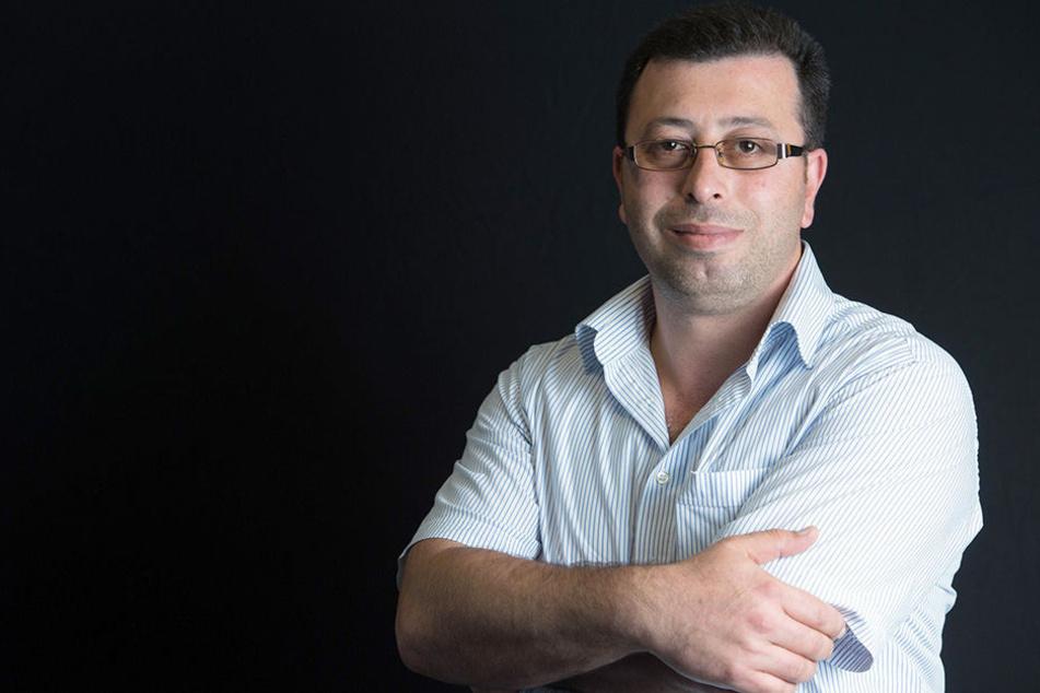 Imad Kharma ist aus Syrien nach Deutschland geflüchtet.