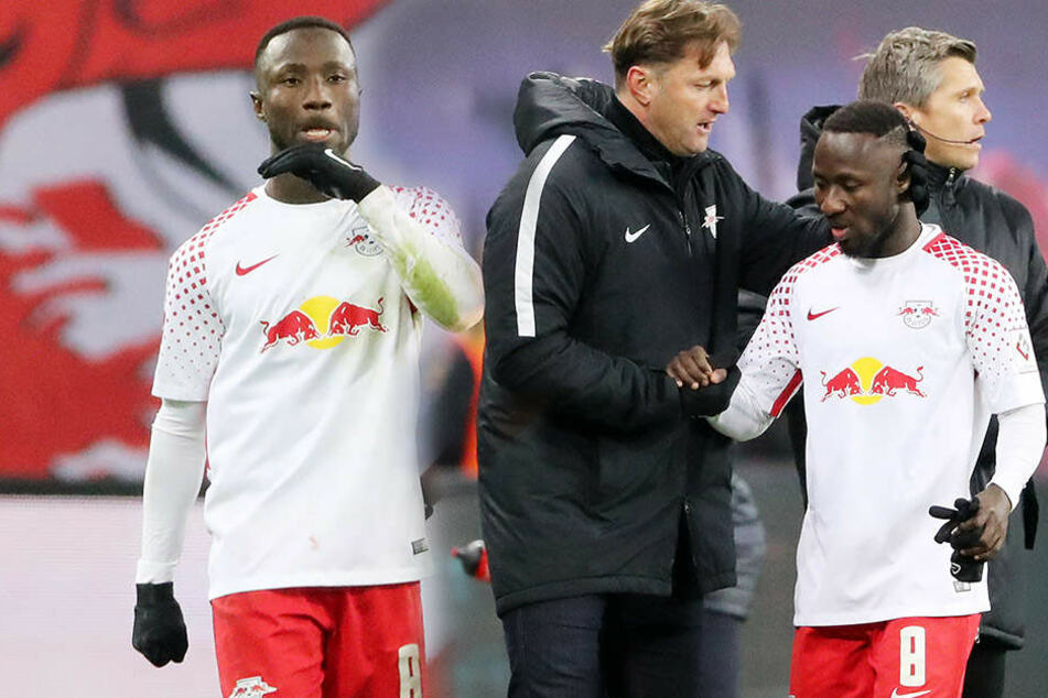 Jetzt steht es fest! RB Leipzig schiebt einem vorzeitigem Wechsel von Naby Keita nach Liverpool einen Riegel vor.