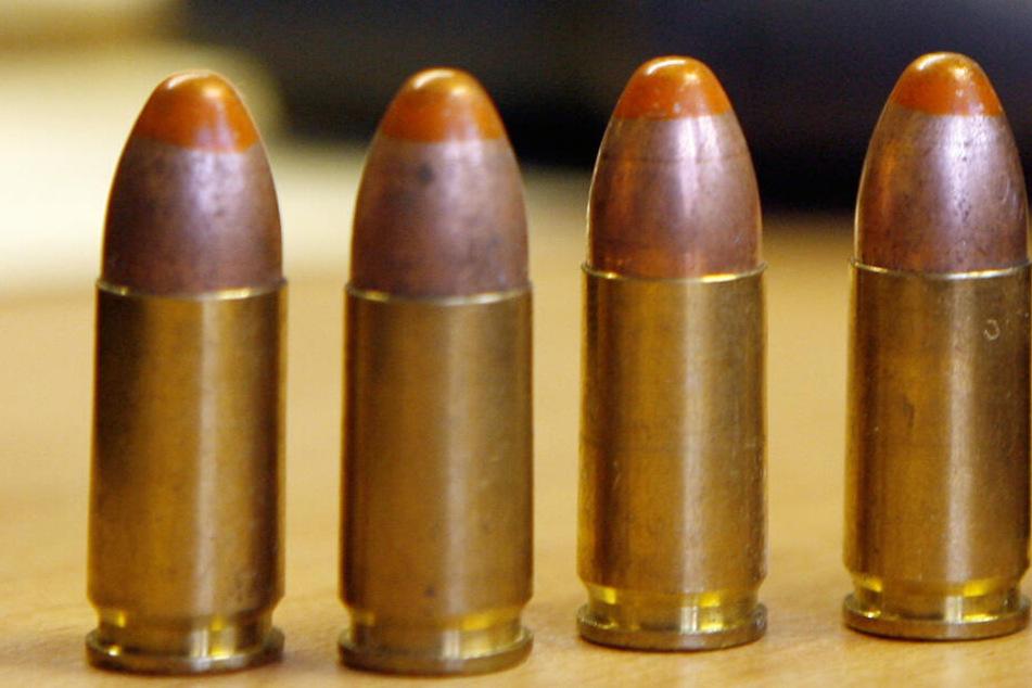 Die Munition bringt dem Mann nun Ärger ein. (Symbolbild)