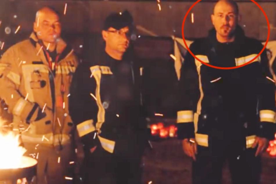 Mit Video! Protest-Rap von Berliner Feuerwehrmann ist der Burner im Net