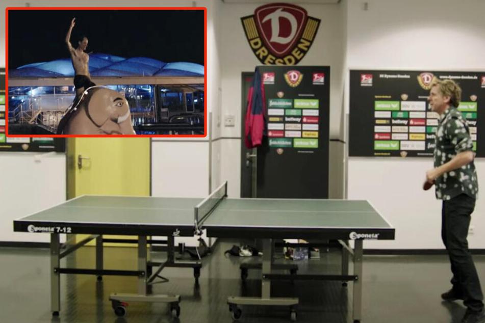 Toten-Hosen-Doku zeigt Band im Dresdner Schwimmbad und im Dynamo-Stadion