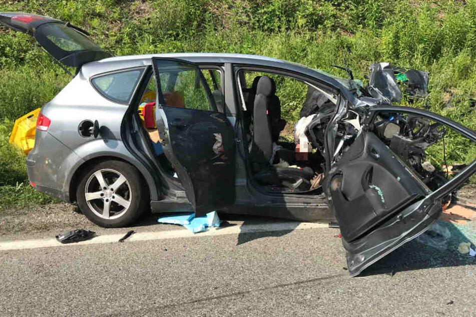 Auf der Bundesstraße 31 bei Lindau ist es zu einem tödlichen Unfall gekommen.