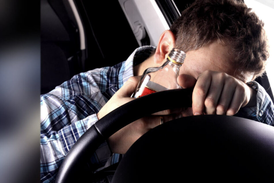Führerschein wegen Alkohol eingezogen: Fahrer fährt trotzdem weiter!