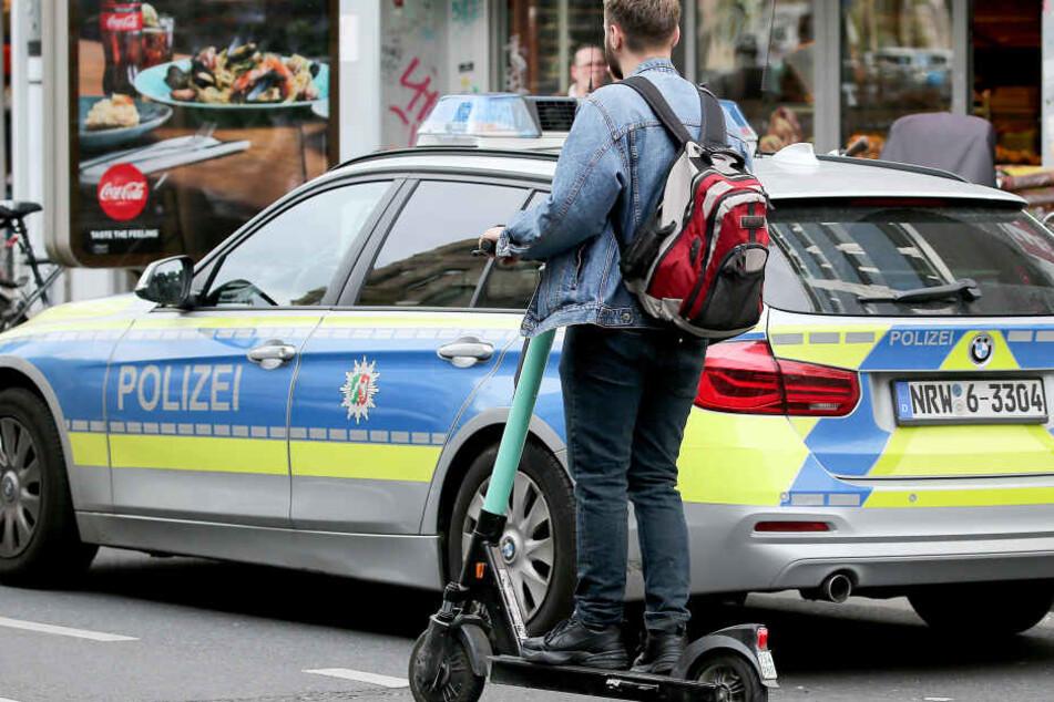 Wer besoffen E-Scooter fährt, riskiert seine Gesundheit, hohe Strafen und Führerscheinentzug.
