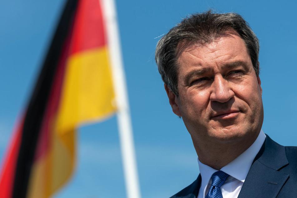 """Berliner CDU stellt sich hinter Söder: """"zupackender, erfolgreicher Krisenmanager"""""""