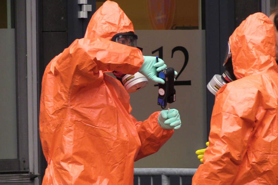 Hamburg: Giftalarm in Hafen-Kantine: Sieben Menschen verletzt