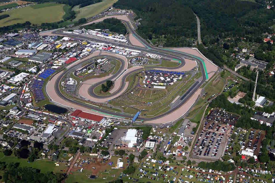 """Am Sachsenring steigt Pfingstmontag """"Grip - Das Motorevent""""."""