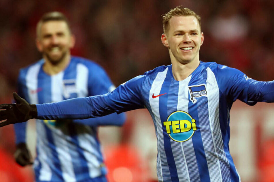 Ondrej Duda bejubelt seinen zweiten Treffer.