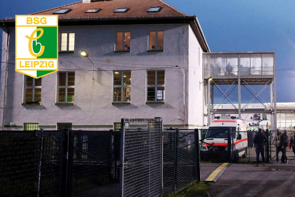 Einbruch im AKS: Chemie Leipzigs Spieler bestohlen