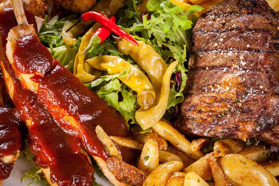 Fehlt es deutschen Schulspeiseplänen an Fleisch?
