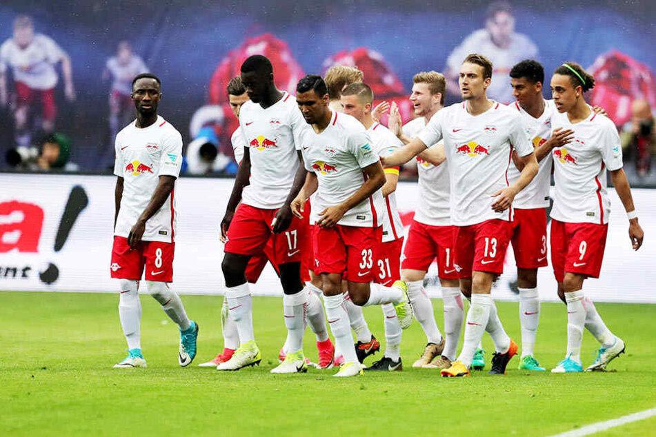Wer wird ab der kommenden Saison die Mannschaft von RB Leipzig unterstützen?
