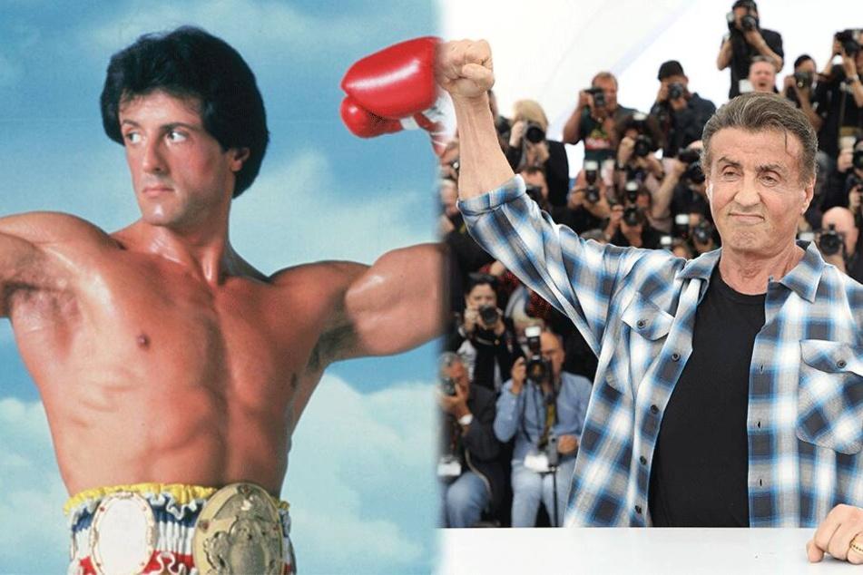 """Morgens quietscht mein Körper"": Sylvester Stallone völlig am Ende?"