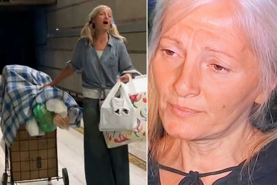 Wahnsinn! Obdachloses Supertalent bekommt Plattenvertrag