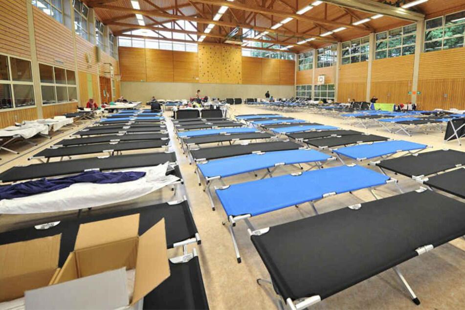 Sporthallen wie hier werden langfristig nicht mehr benötigt. Der Platzbedarf ist laut Stadt gesunken.