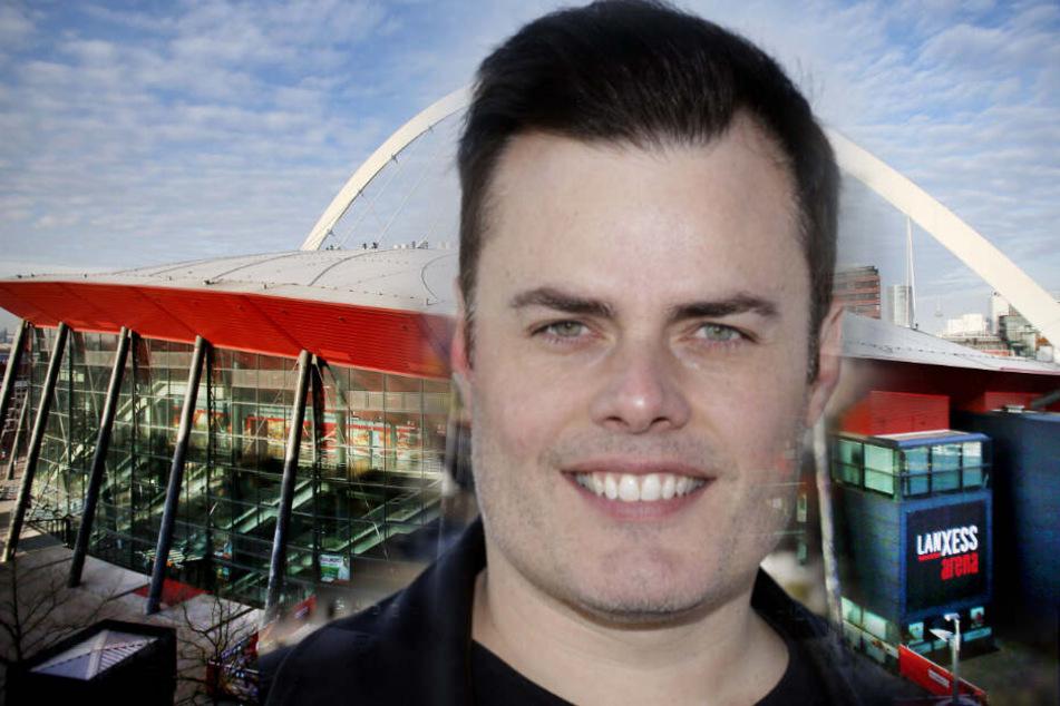 Köln: Lanxess-Arena: Queen-Show mit Marc Martel spontan abgesagt, Künstler entschuldigt sich