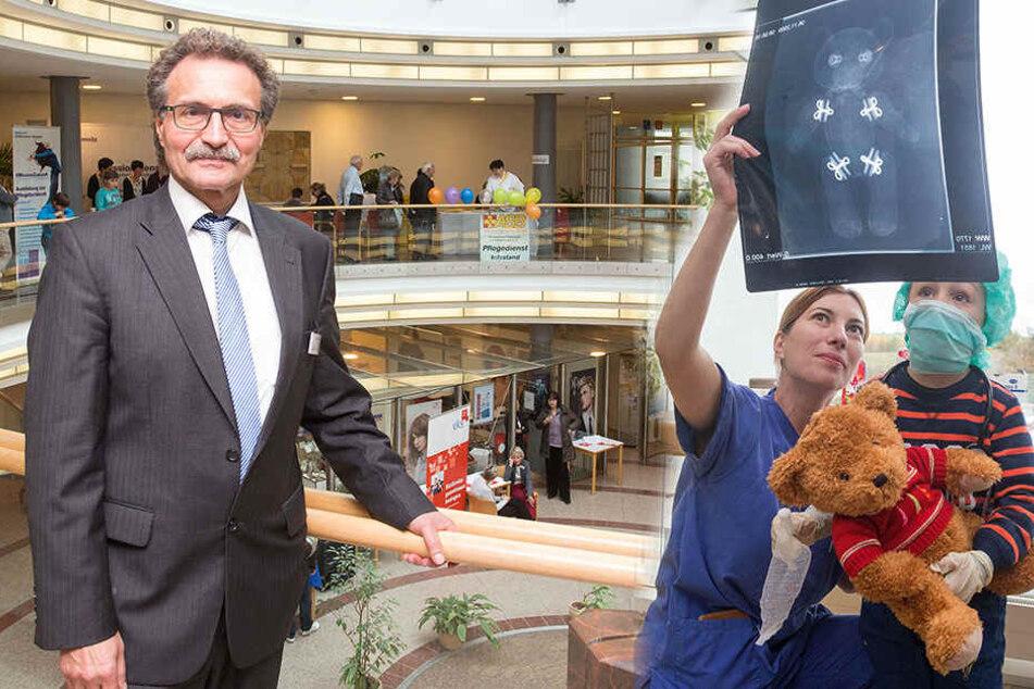 Führungen und kostenlose Checks im Diakonie-Krankenhaus