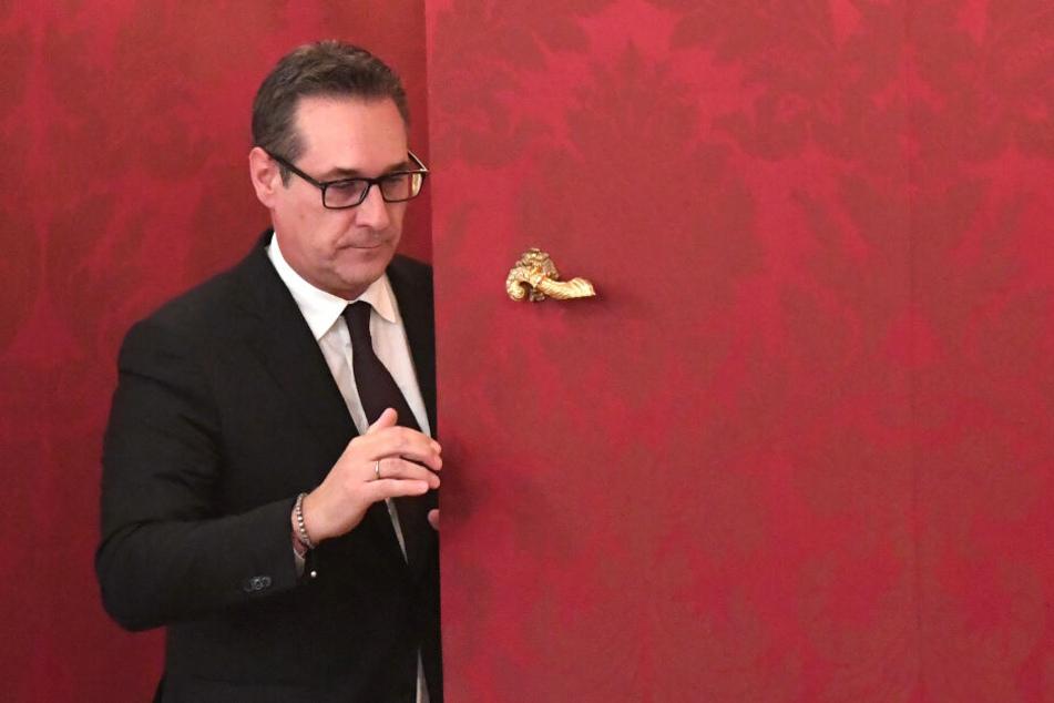 Nach Ibiza-Affäre: FPÖ schmeißt Heinz-Christian Strache raus