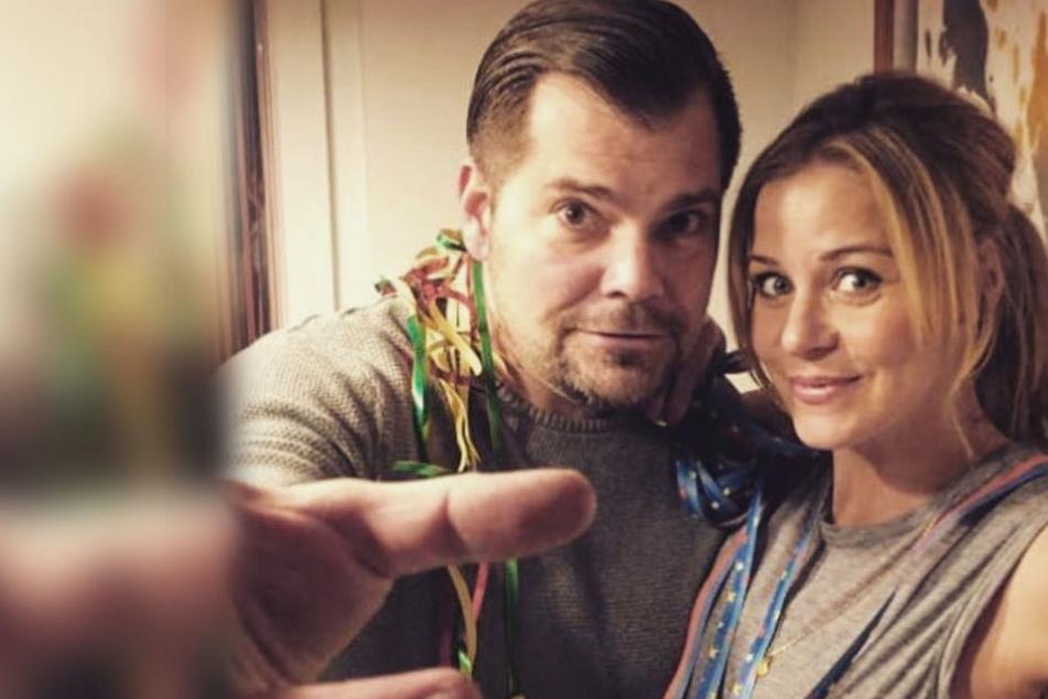 Daniel Fehlow und Jessica Ginkel haben vor wenigen Wochen ihr zweites Kind bekommen.