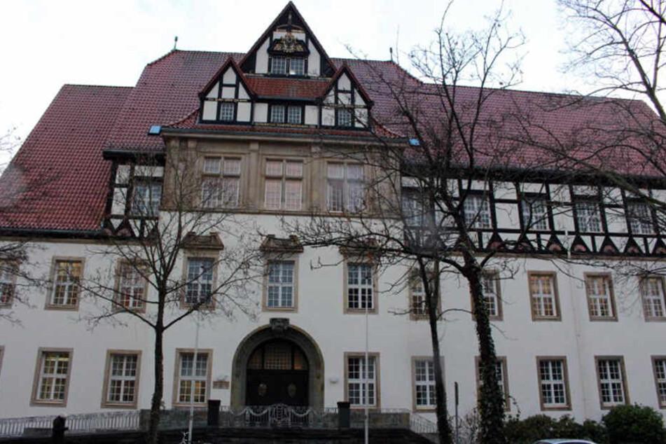 Vorm Amtsgericht Bad Oeynhausen wird der Fall verhandelt.