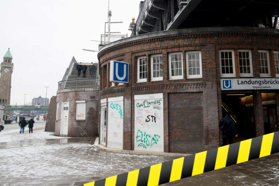 Hamburg: Mega-Sanierung: U-Bahnhof Landungsbrücken fünf Monate gesperrt!