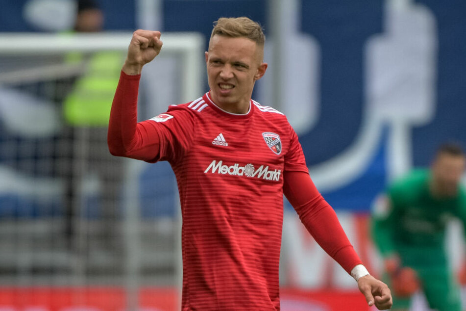 Sonny Kittel kommt vom FC Ingolstadt zum HSV.
