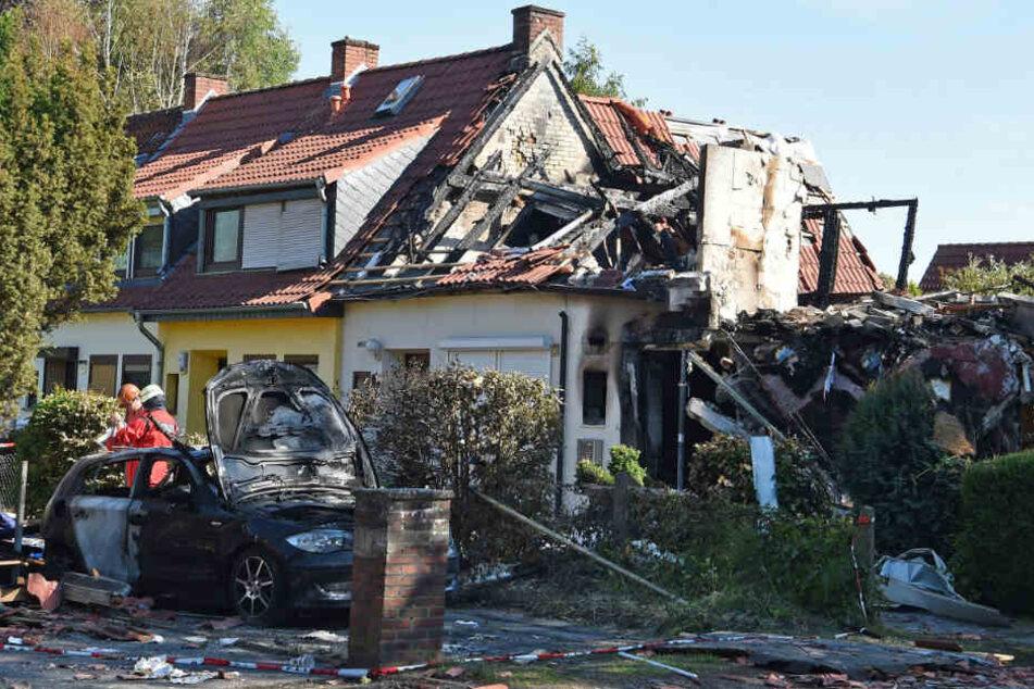 Tödliche Explosion in Wohnhaus war Vorsatz