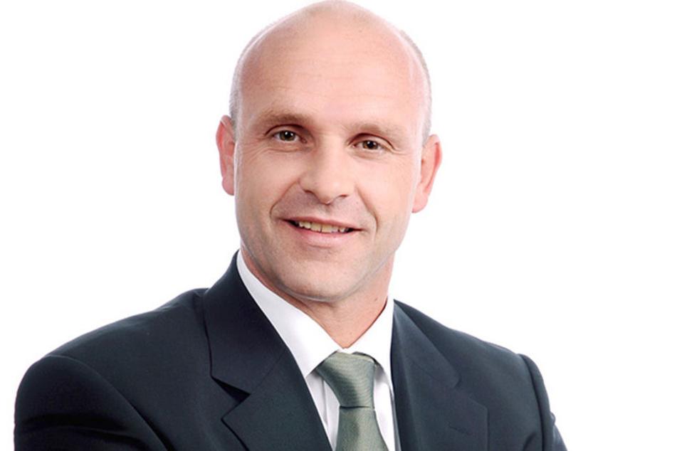 E-Vorstand Thomas Ulbrich (51) von VW.