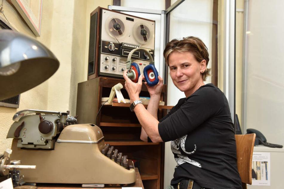 Wegen großer Nachfrage: Oschatz verlängert Stasi-Ausstellung