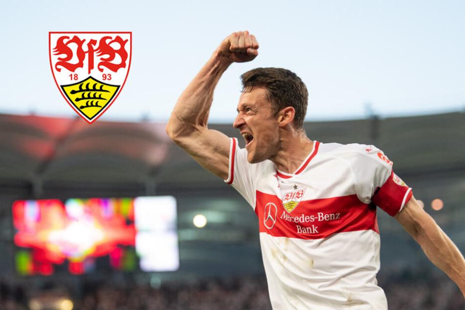 Zukunft von VfB-Kapitän Gentner wohl geklärt