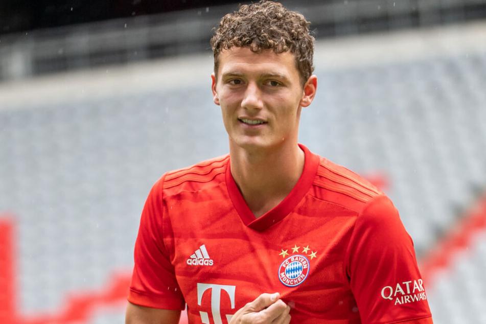 Bayern-Neuzugang Benjamin Pavard könnte beim Audi Cup sein Heimdebüt feiern.