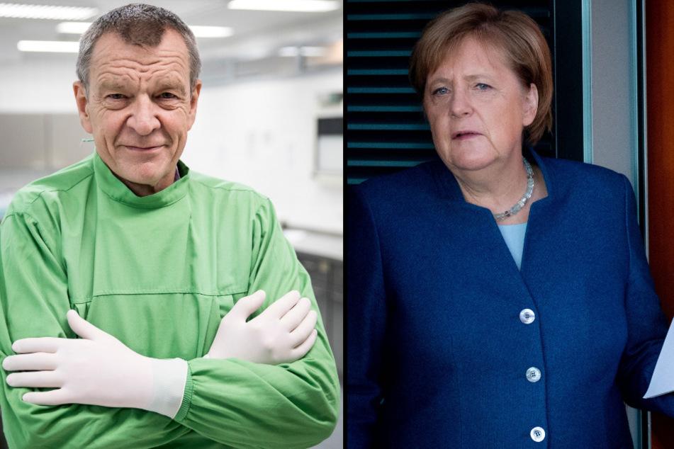 Coronavirus: Rechtsmediziner appelliert an Merkel: Macht Deutschland wieder auf!