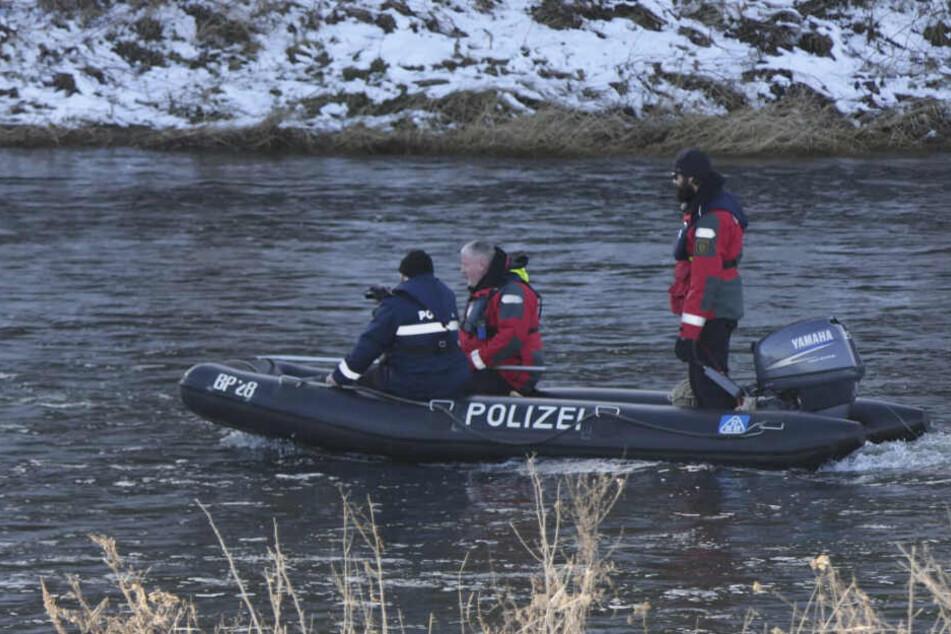 Leipzig: Wasserleiche in Mulde entdeckt: Ist es der verschwundene Christian aus Leisnig?