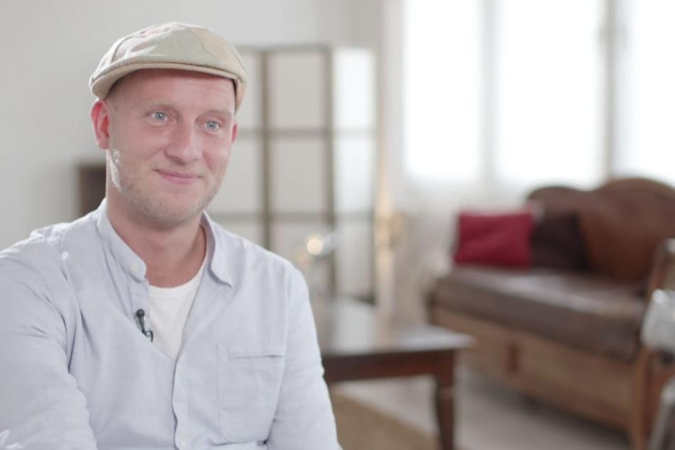 Arter Crudus ist Bondagekünstler und kommt aus Leipzig.